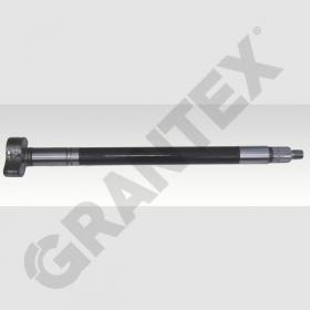 S CAMSHAFT BPW 515 RIGHT 0037