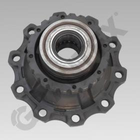 WHEEL HUB VOLVO ABS FOR BRAKE DISK FRONT WITH BEARING 0049