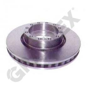 BRAKE DISK IVECO   FRONT  DIAMETER OUTER 430 INNER 170 HEIGH