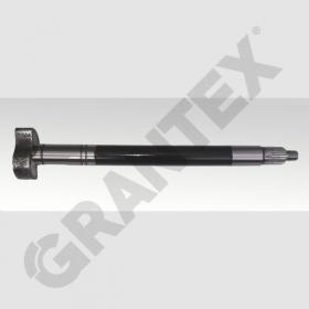 S CAMSHAFT BPW 585 RIGHT 0024