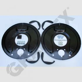 DUST COVER KIT BPW 0044
