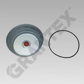 HUB CUP SAF  WITH GEAR ABS 0028