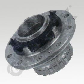 WHEEL HUB VOLVO ABS FOR BRAKE DISK REAR WITH BEARING 0054
