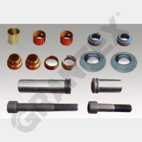 CALIPER REPAIR KIT BUSHINGS COVERS RINGS 0216