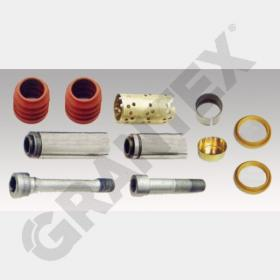 CALIPER REPAIR KIT BUSHINGS COVERS RINGS SN5  0072