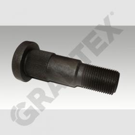WHEEL BOLT VOLVO 7:8 INCHES  TOTAL LENGTH 96  F12 0083