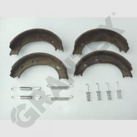 BRAKE SHOE KIT  040 SPRINTER FULL 160X40 0011