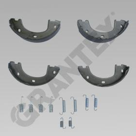 BRAKE SHOE KIT SPRINTER FULL 0014