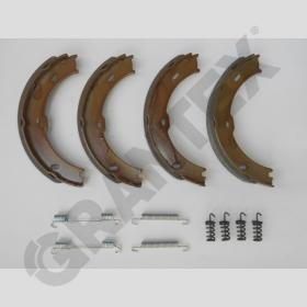BRAKE SHOE KIT SPRINTER FULL 180x25 0077