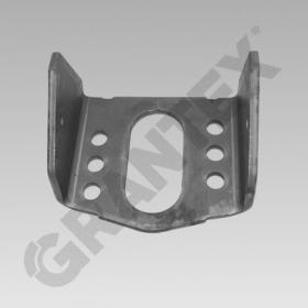 BRAKE CHAMBER REPAIR KIT BASE SQUARE AXLE STRAIGHT 0204