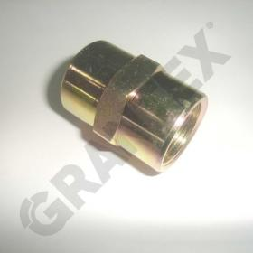 FITTING PIPE COUPLING FEMALE 14X1.5 0185