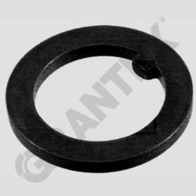 COTTER CIRCLIP PIN WASHER AXLE BPW 43X61.2X5.8 FOR WHEEL CAP