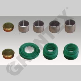 CALIPER REPAIR KIT COVERS RINGS 17.5'' 0265
