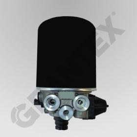 AIR DRYER VALVE  12BAR WITH ELECTRIC 0476